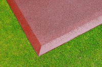 Soft fall safety surface's -safety matting