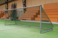 Regulation Indoor Soccer Goal and Net