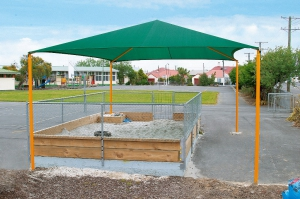Shade Structure by Playgear